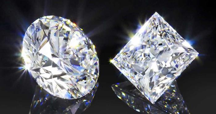 e890a073c78 Diamanter med brillant og princess slibning
