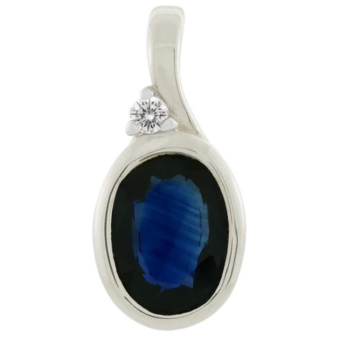 blå sten smykke