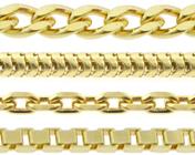 fab4ca6c223 Halskæder i guld og sølv til kvinder og mænd - Smykkebutikken