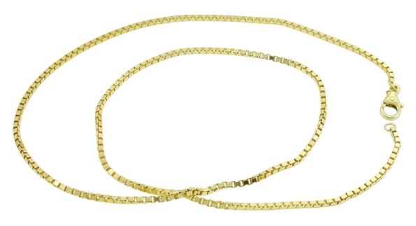 venezia guld halskæde
